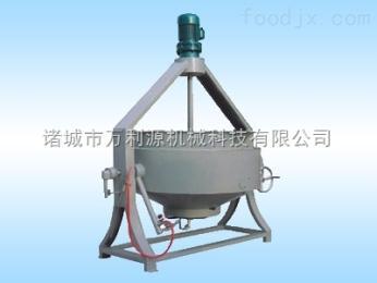 专业生产工业燃气锅/导热油夹层锅/自动搅拌夹层锅