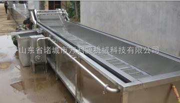 蔬菜清洗流水線,蔬菜加工流水線設備,蔬菜清洗機