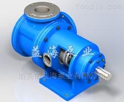 SZB0.78樹脂泵對耐腐蝕作用很小