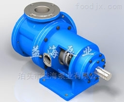 SZB7.0臺灣樹脂泵和我們大陸構造使用有很多不同