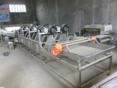 GFG-500型專做蔬菜瀝水風干機