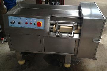 QD-350型304不锈钢供应冷冻肉果蔬切丁机