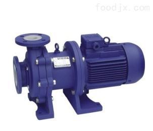 CQB-F氟塑料耐腐蝕磁力泵