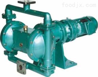 DBY-P型-不銹鋼電動隔膜泵