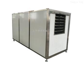 SCT半自动手推式巧克力冷却隧道冷柜