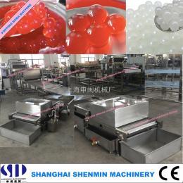 SMP100/200全自动爆爆珠(POPPING BOBA)魔豆生产机器生产线