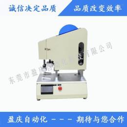YQ-100半自动不干胶高精度平面贴标机