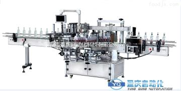 YQ830全自动三标贴标机