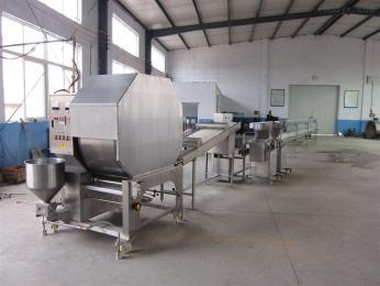 CPX450II春卷皮生产线CPX450II春卷皮生产线