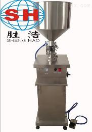 SH-GL300单头立式灌装机,液体灌装机,膏液灌装机
