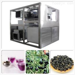 ZN-GZRH-2000商用高溫熱泵循環熱風烘干機組設備 小型黑枸杞子烘干機箱式烘房