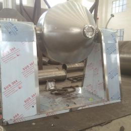 XSG-1000合金粉末专用双锥回转真空干燥机设备