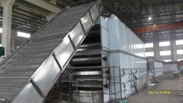 DW-1.6-8吸附剂颗粒专用多层带式干燥机