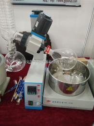 巩义予华仪器食品通用设备YRE-5299旋转蒸发仪,数显控温,不锈钢加热槽
