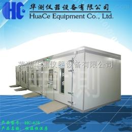 HC-628上海步入式恒溫恒濕房 華測儀器 規格齊全