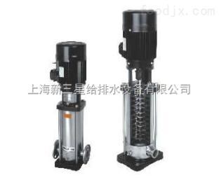 CDLF立式不銹鋼多級離心泵