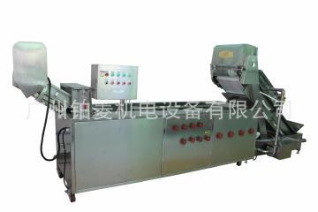 PT-306L广州铂菱,连续式洗菜线,洗菜机,自动洗菜机