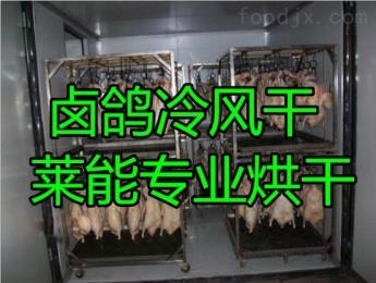 LNDW-10萊能鹵鴿烘干機 鴿肉干燥 低溫冷風技術