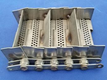 S-10-4冲孔链板 冲孔输送链板 冲孔链板性能