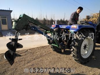 wk-40電線桿挖坑機器植樹挖坑機械