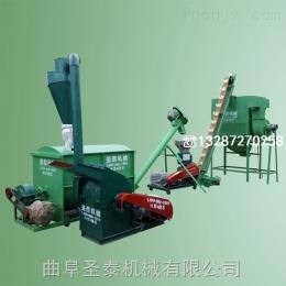 JZ-500多用途顆粒加工飼料機組