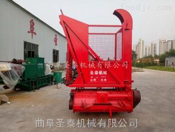 ST-1300青玉米秸稈粉碎收集機 牧草收割回收機