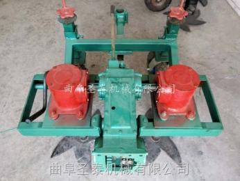DS-2拖拉機牽引式大蒜收獲機 廠家直銷