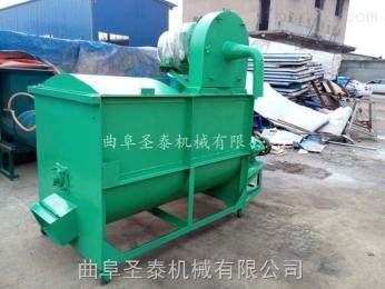 ZCL-1圣泰機械一噸臥式混料機 飼料攪拌機廠家