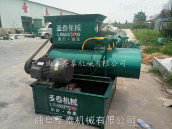 6DF-A圣泰機械大產量雙筒淀粉機 廠家直銷