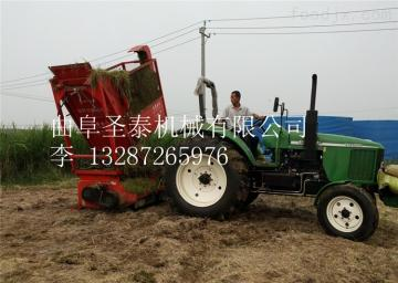 ST-1500玉米收割機帶青儲 牧草青貯收割機