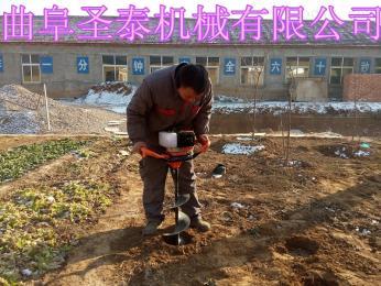 ST-W1挖坑机原理 植树机 地钻厂家