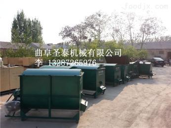 ZCL-1飼料雙軸攪拌機 寧夏飼料攪拌機 飼料混合機圖片