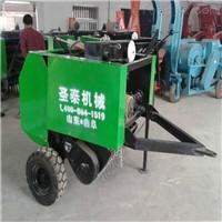 ST50*80四輪拖拉機牽引圓捆打捆機 自動撿拾打捆機直銷