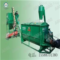 1000公斤整套設備1噸產量飼料顆粒加工機組 整套設備 廠家直銷