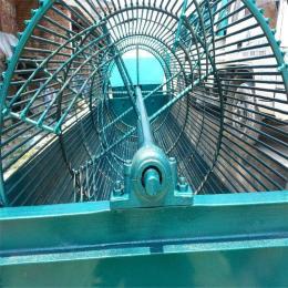 新型省水省時鼠籠式洗薯機