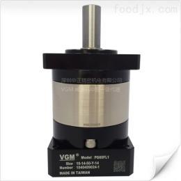 PG60FL1-10-14-50VGM正齒式減速齒輪箱PG60FL1-10-14-50 臺灣聚盛VGM減速箱