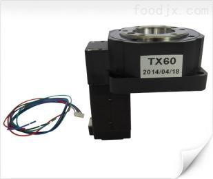 TX60中空軸旋轉平臺