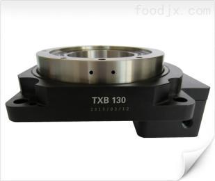 TXB130伺服旋转平台 伺服电机中空旋转平台