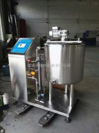 150奶吧鲜奶巴氏杀菌机为您饮用健康奶保驾护航
