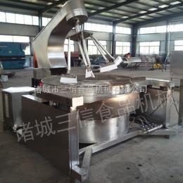 SX-CX燃氣加熱全自動大型炒菜攪拌炒鍋