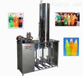 22型小型碳酸飲料設備小型碳酸飲料生產設備價格  配方工藝免費指導