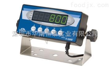 TI-500E美国TRANSCELL称重显示仪表TI-500E