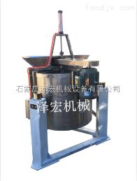 澤宏機械ZHTY-三立柱下卸料脫油機