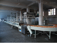gh食品行业输送生产线