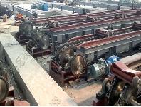gh09管桩输送生产线