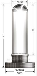 VFP-018进口美国Huntington 玻璃适配器