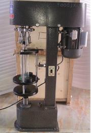 亳州橄欖油專用玻璃瓶封蓋機 鋁蓋專用機器