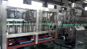 果汁碳酸饮料生产线