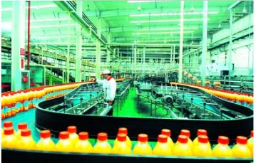 果汁茶饮料生产线