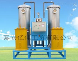 YBJS河南焦作6T全自动软化水设备水资源利用率高